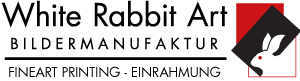 White Rabbit Art Logo
